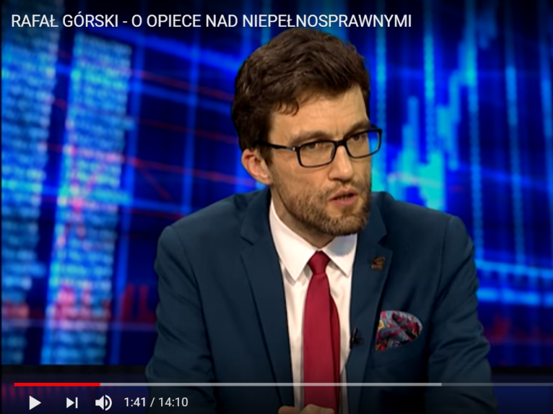 Rafał Górski TV Republika
