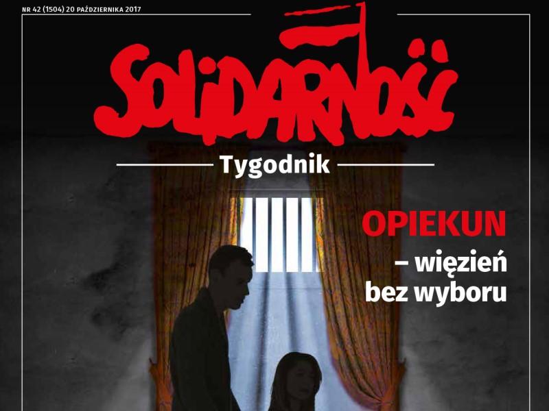 Okładka Tygodnik Solidarność