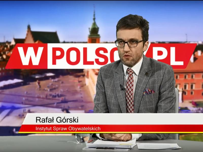 Rafał Górski W polsce